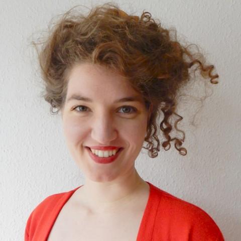 Mitarbeiterin Tessa Huging